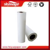 Papier de transfert sec rapide neuf du rétablissement 90GSM 64inch (1620mm) Sublimaiton pour le tissu de polyester