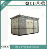 Subestación Combinada al Aire Libre / Subestación de Transformadores de Potencia
