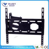 Kundenspezifische Farben-schwarze oder silberne Wand-Halter Fernsehapparat-Montierung