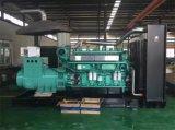 L'engine BRITANNIQUE 50kw ouvrent le type groupe électrogène