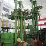 Máquina de alumínio elétrica da imprensa de extrusão de China
