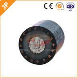 Средний силовой кабель алюминия напряжения тока изолированный XLPE
