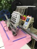 Machine de broderie automatisée par tête simple de Comupter