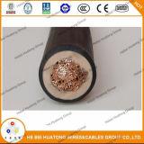 2kv залуживало медный кабель 1/0 оболочки CPE изоляции Epr проводника 2/0 3/0 4/0 кабелей AWG Dlo