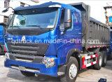 6X4 Cnhtc 트럭 시리즈 HOWO A7 덤프 & 팁 주는 사람 트럭