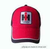 자수 모자 Burshed 주문 면 선전용 스포츠 자수 야구 모자