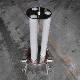 Acero inoxidable Industrial purificador de agua personalizada Filtro de barra de titanio