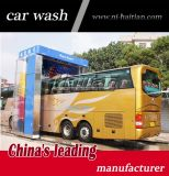 O barramento do derrubamento e a máquina móveis da lavagem do caminhão podem personalizar para o cliente