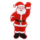 2GB 산타클로스 USB 지팡이 크리스마스 선물 가장 싼 펜 드라이브