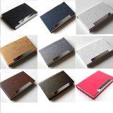Überlegener kundenspezifischer AluminiumKeychain Handelsname-Kartenhalter für Geschenk