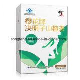 Tè di dimagramento verde istante organico naturale di 100% alto per il bruciatore grasso