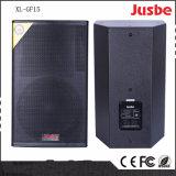 XL-GF15 15-Inch 400W-800W bidirektionale mit zwei Einheiten volle Frequenz-Berufsstadiums-Geräten-Lautsprecher