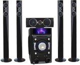 Système Home Cinema 5.1 canaux FM multimédia Bluetooth USB de l'Orateur