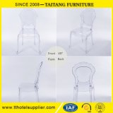 resin의 하는 Bella 의자 대중음식점 결혼식 사용 Tiffany 투명한 다채로운 명확한 의자