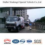 de Vrachtwagen van de Concrete Mixer Chufeng van 46cbm met Motor Yuchai