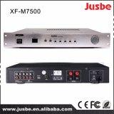 Amplificador XF-M7500 mejor precio de fábrica de alimentación 12V DC de alimentación para el concierto