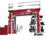 Chinese Vervaardiging Zes Machine van de Druk van de Kleur Flexographic