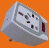 Европейский стиль 2 раунда Pinravel адаптер (P7035)