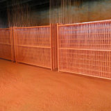 多彩なPVCによって塗られる溶接された金網
