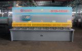 QC12y 12*3200 hydraulischer Schwingen-Träger-scherende Maschine mit Controller MD11