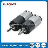 16 mm 6V pequeños motores con engranajes de cortina eléctrica