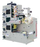Rtry-320d 4 de Machine van de Druk van Flexo van het Document van het Etiket van de Sticker van de Kleur