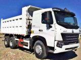 deposito di serie HOWO A7 del camion di 6X4 Cnhtc & autocarro a cassone
