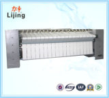 Het Verwarmen van de Machine van de Apparatuur van de wasserij Elektrische Enige het Strijken van de Rol Machine voor Bedsheet