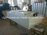 La cabina pulita a basso rumore del codice categoria 100 della stanza pulita del laboratorio con FFU/Down scorre cabina