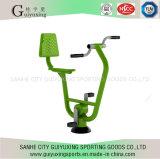 Bicicleta de brazo para el ejercicio de la pierna Músculos de gimnasio al aire libre