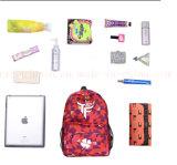 Packsack relativo à promoção de nylon do saco de ombros da forma do OEM para o estudante