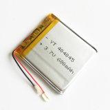 de Batterij van het Polymeer van het Lithium 680mAh 404045pl voor de Video PanTablet van de Camera