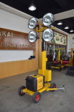 Torre clara móvel Multifunctional de equipamento de iluminação