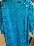 lace Dress 의 뒤에 지퍼, 형식 의류 숙녀의