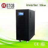 inversor solar da C.A. 10000W da C.C. de 48V/72V 230V com carregador da C.A.