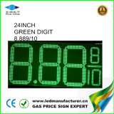 "Ce 24 ""Outdoor Green Digital LED Sign (NL-TT61SF-3R-4D-GREEN)"