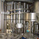 Automatische 3 in 1 Massen-Saft-Warmeinfüllen-Flaschenabfüllmaschine