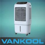 Il ventilatore evaporativo del dispositivo di raffreddamento di aria di CC del Mobile portatile fornisce l'aria fredda