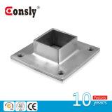 Tipo quadrato base di appoggio dell'acciaio inossidabile per Handrial