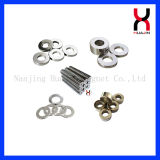 Magnete di anello materiale del neodimio permanente N50
