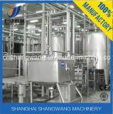 Suco do coco da máquina de processamento da água do coco que processa e máquinas de empacotamento