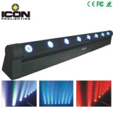 8X10W Quick Sweeper Narrow Beam LED Pixel Licht (ICON-M077)
