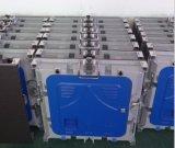 P10 la vendita calda P3, P4, P5, P6, P7.62, P10/P4 l'affitto dell'interno LED dell'alto di definizione LED della visualizzazione di Moudle schermo dell'interno di colore completo LED il Governo di Aluminu della pressofusione