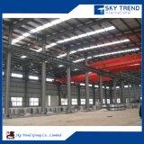 경제적인 Prefabricated 직류 전기를 통한 강철 구조물 작업장