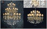 Luxuxc$anti-messing Hotel-Projekt-Kristallleuchter-Lichter
