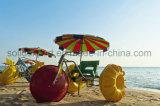 Parc de sports de la famille de l'eau 3 roue de l'eau de l'eau Trike Tricycle pour la vente