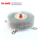 De LEIDENE van het Koper/van het Aluminium van de precisie Computer Heatsink van de Lamp