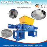 Máquina de trituración de plástico Shredder / Shredding plástico de doble película de plástico
