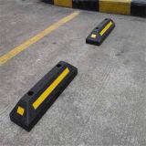 Blocs de taquet de roue de véhicule de sécurité routière pour le stationnement