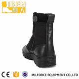 2017 de Nieuwste Moderne Zwarte Militaire Tactische Laarzen van de Politie voor Mensen
